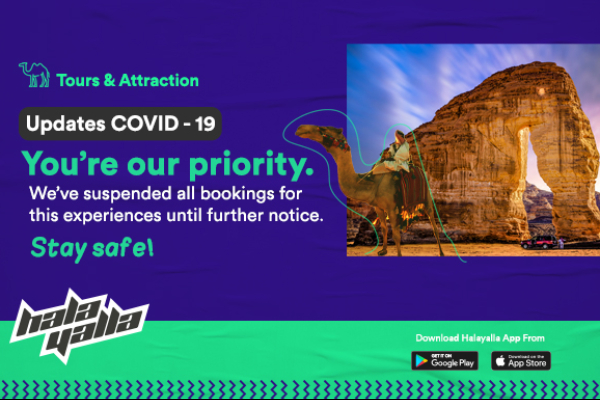Updates COVID-19 - Tours and Attraction
